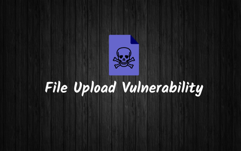 Hacking for Beginners: File Upload Vulnerability | TechSphinx